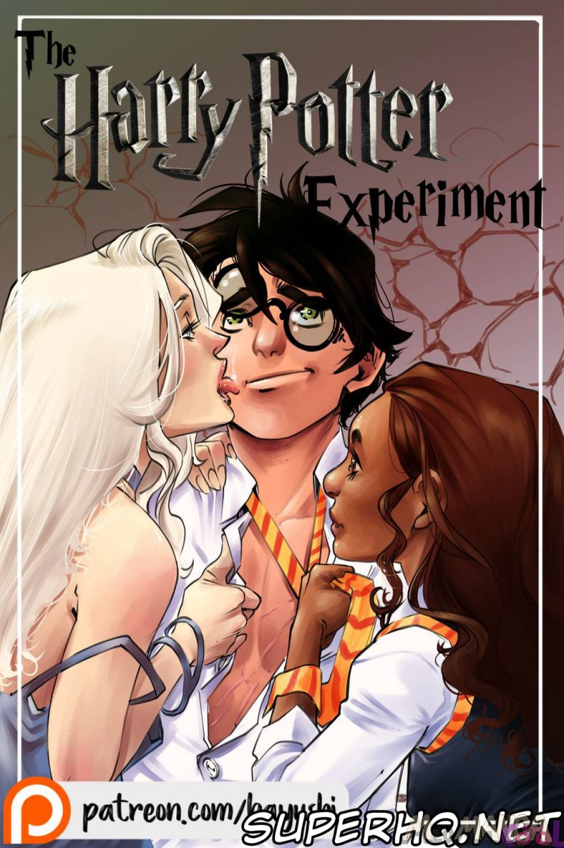 The Harry Potter Experiment Hentai HQ