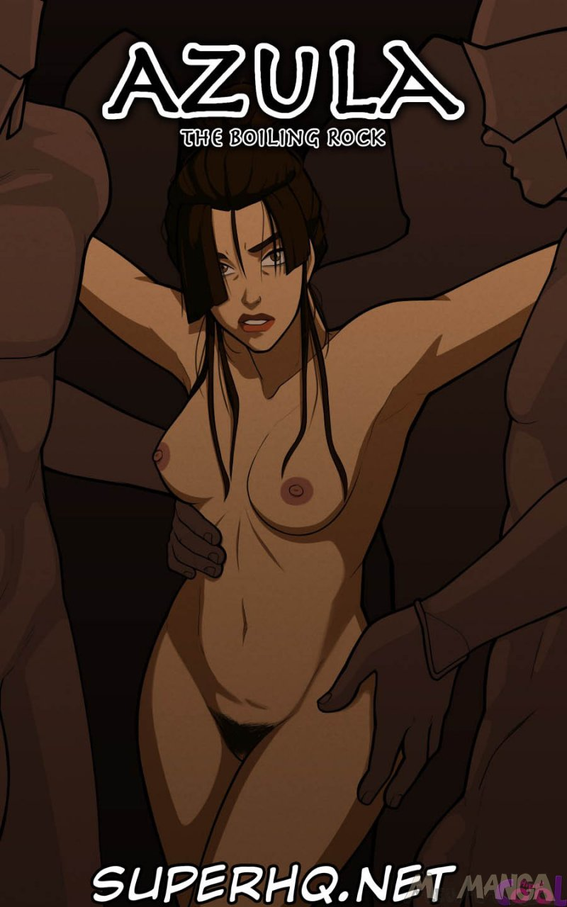 Azula   The Boiling Rock Hentai HQ