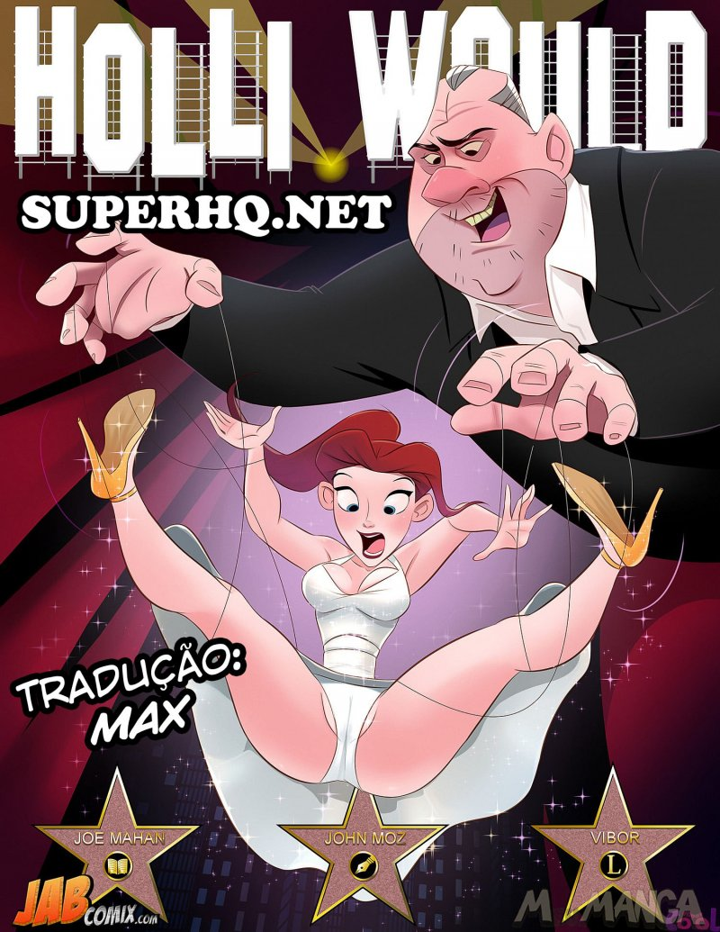 Holli Would Hentai HQ
