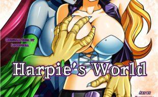 O mundo maravilhoso da Harpia